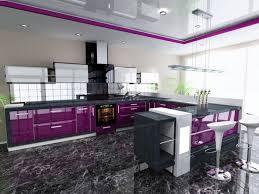 küche lila küche in lila einrichten und dekorieren