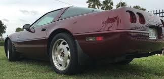 1993 corvette tires 1993 corvette 40th anniversary second owner garage kept tires