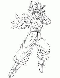 dragon ball goku instant transmission super saiyan