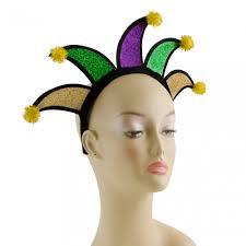 mardi gras headband mardi gras glitter jester headband 5 004 mardigrasoutlet