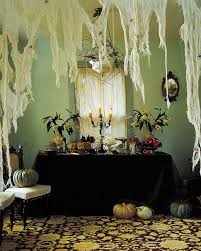 haunted house party martha stewart