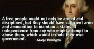 2nd Amendment Meme - fact check did george washington want citizens armed against the