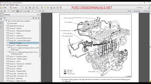 mitsubishi fuso service manual 2012 2013 2014 2015 u0026 2016