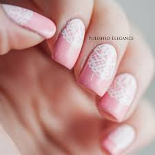White Pink Nail 101 Pink And White Nails Designs Worth Stealing