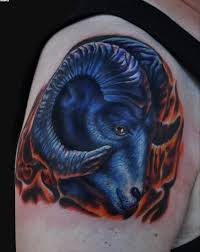 45 mighty zodiac aries tattoo ideas designs with meaning picsmine