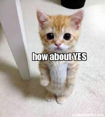 How About Yes Meme - meme creator how about yes meme generator at memecreator org