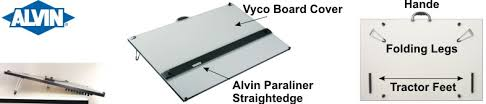 Drafting Table Cover Portable Drafting Table Alvin Deluxe Drafting Board U0026 Parallel Bar