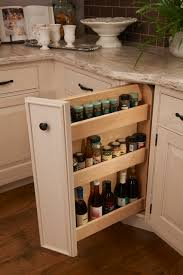 Brookhaven Kitchen Cabinets Corner Spice Pull Out Traditional Kitchen Houston By