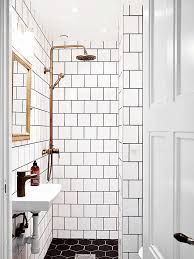 black and white tile bathroom ideas best 25 hexagon tiles ideas on traditional trends