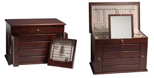 Jewelry Armoire Cherry Jewelry Armoire Furniture U2014 All Home Ideas And Decor Best