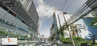 singing spikes 25 bangkok travel guide 8 shopping places for mall exterior on the right as you can see it is right opposite platinum fashion mall on your left