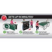 Walmart Ping Pong Table Eastpoint Sports Easy Setup Fold U0027n Store Table Tennis Table