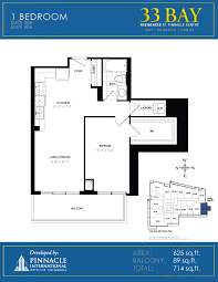 18 yonge floor plans floor plans for 33 bay residences u2013 centre at 12 u0026 16