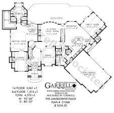 Luxary Home Plans Lansdowne Place House Plan Estate Size House Plans