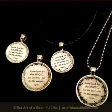inspirational necklace design an inspirational necklace with custom quote