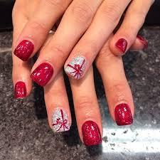 some more nail art for this christmas christmas nail art