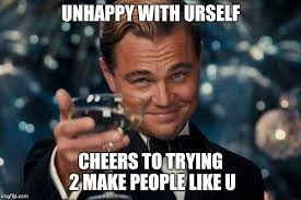 People Be Like Meme - leonardo dicaprio cheers meme imgflip