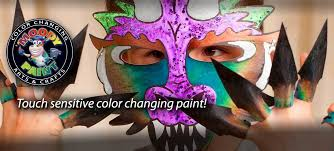 moody paint temperature sensitive color changing arts and crafts
