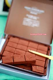 roll royce medan ken hunts food royce u0027 chocolate a taste of hokkaido