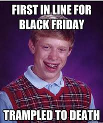 inspirational 20 funny black friday memes that will make you lol