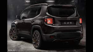 new jeep renegade black jeep renegade zi you xia concept