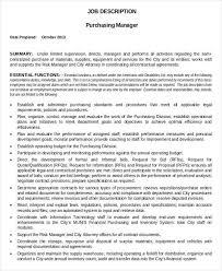 Sample Resume For Purchase Manager by Warehouse Job Description Package Handler Transportation Resume