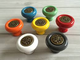 Ceramic Kitchen Cabinet Knobs by Compare Prices On Green Kitchen Cabinet Knob Online Shopping Buy