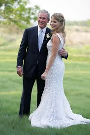 bush wedding dress george w bush and bush hager photos photos henry hager and