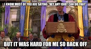 Billy Madison Meme - livememe com billy madison graduation