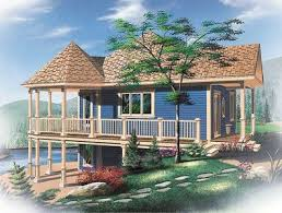 Vacation Cottage House Plans by Vacation Home Or Primary Residence 21183dr Architectural