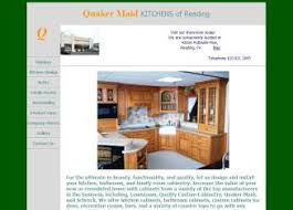 quaker maid kitchens of reading inc in reading pa 4203