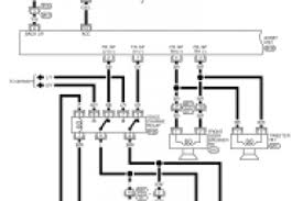 nissan x trail tow bar wiring diagram wiring diagram