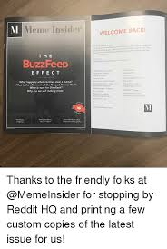 Meme Insider - meme insider welcome back our friends at redde thank you for