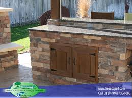 outdoor grills treescapes wichita and andover ks