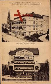 Hotels Bad Harzburg Bad Harzburg In Niedersachsen Hotel Herzog Ernst August Bes M