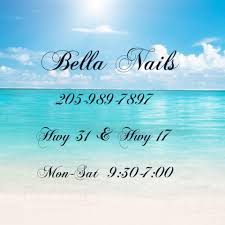 bella nails home facebook