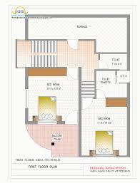 Kerala Home Design Plan And Elevation Duplex House Plan And Elevation 3122 Sq Ft Home Appliance 2000