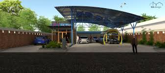 Canopy Car Wash by Robotic Car Wash U2013 Ha Design