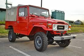 toyota land rover 1980 1980 toyota land cruiser fj43 great running truck auto