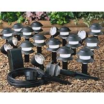 Malibu Low Voltage Landscape Lighting Malibu 20 Low Voltage Outdoor Lighting Kit 42 88 Shipped