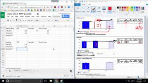 Rit Map Recording Map Data On Your Grade Sheet Youtube