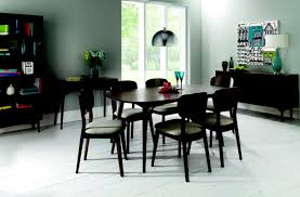 walnut dining room chairs oslo walnut 6 seater dining table just added pinterest oslo