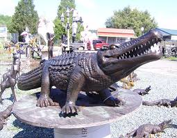 alligator sculpture alligator sculpture suppliers and