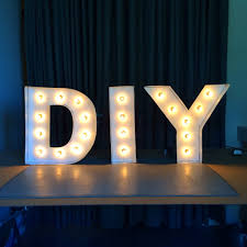 large light up letters diy letter lights youtube within large light up marquee letters