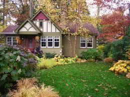 Landscaping Around House by Garden Design Garden Design With Shady Front Yard Foundation