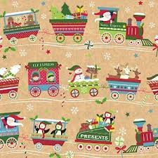 flat christmas wrapping paper christmas kraft gift wrap flat sheet 24 x 6
