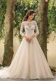 lace wedding dress with sleeves lace wedding dress sang maestro
