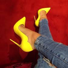 Pumps 25 Best Yellow Pumps Ideas On Pinterest Yellow Shoes Block