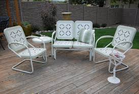 furniture iron patio furniture magnificent cast iron outdoor