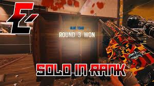 solo rank play tom clancy u0027s rainbow six siege youtube